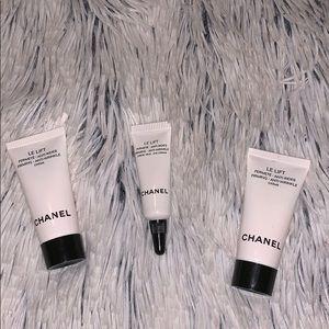 Chanel skincare le lift Creme & le lift eye cream